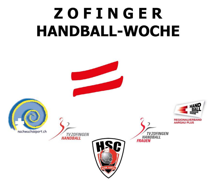 Zofingen Handballwoche 2019