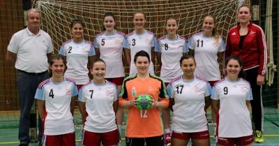 FU 18 Juniorinnen - TV Zofingen Handball Frauen