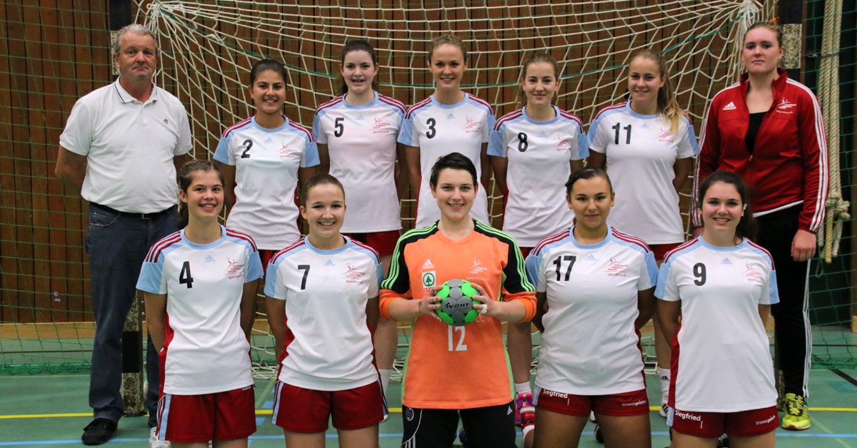 FU18 Juniorinnen Team - TV Zofingen Handball Frauen