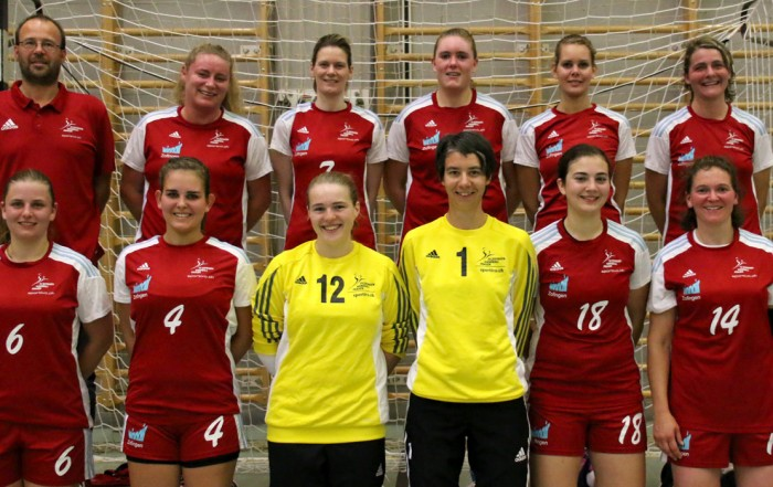 Frauen 2 - Saison 2016/17 - TV Zofingen Handball Frauen