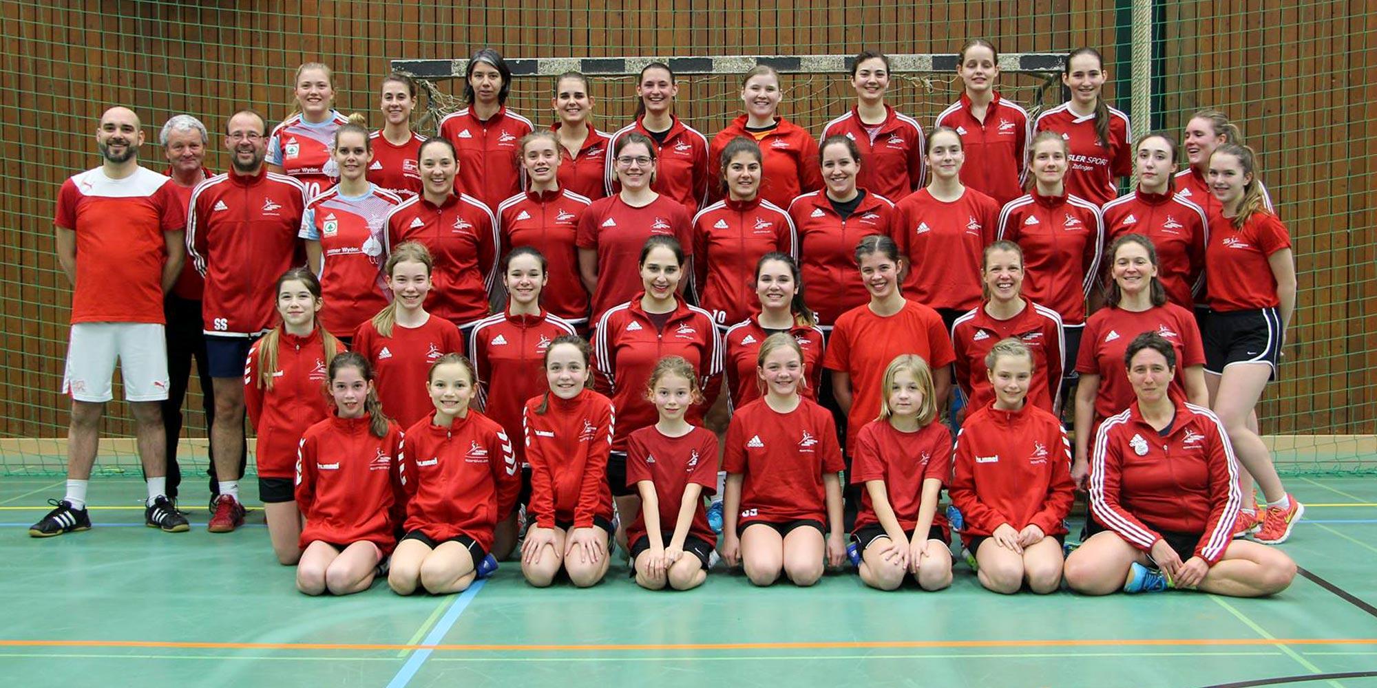 TV Zofingen Handball Frauen - Saison 2017/18
