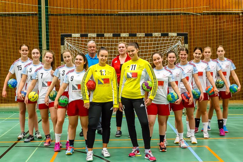 TV Zofingen FU18 Juniorinnen Saison 2017/18