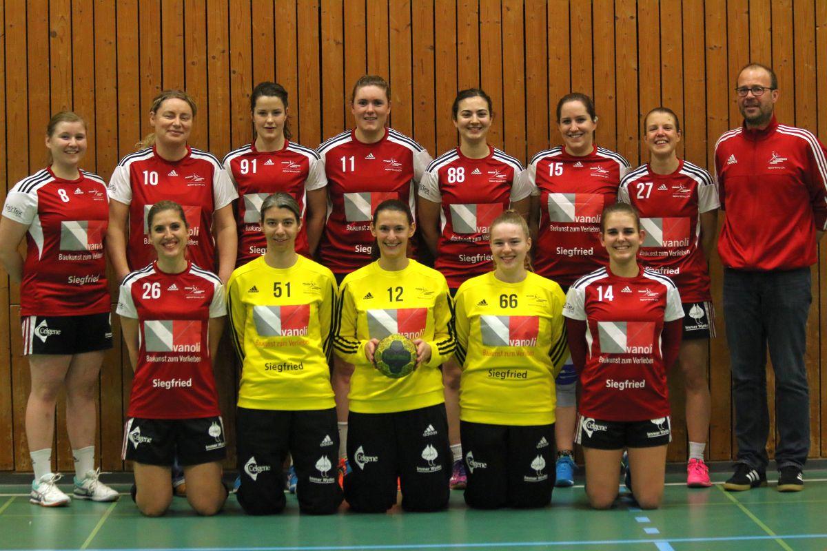 Frauen 2 - TV Zofingen Handball Frauen