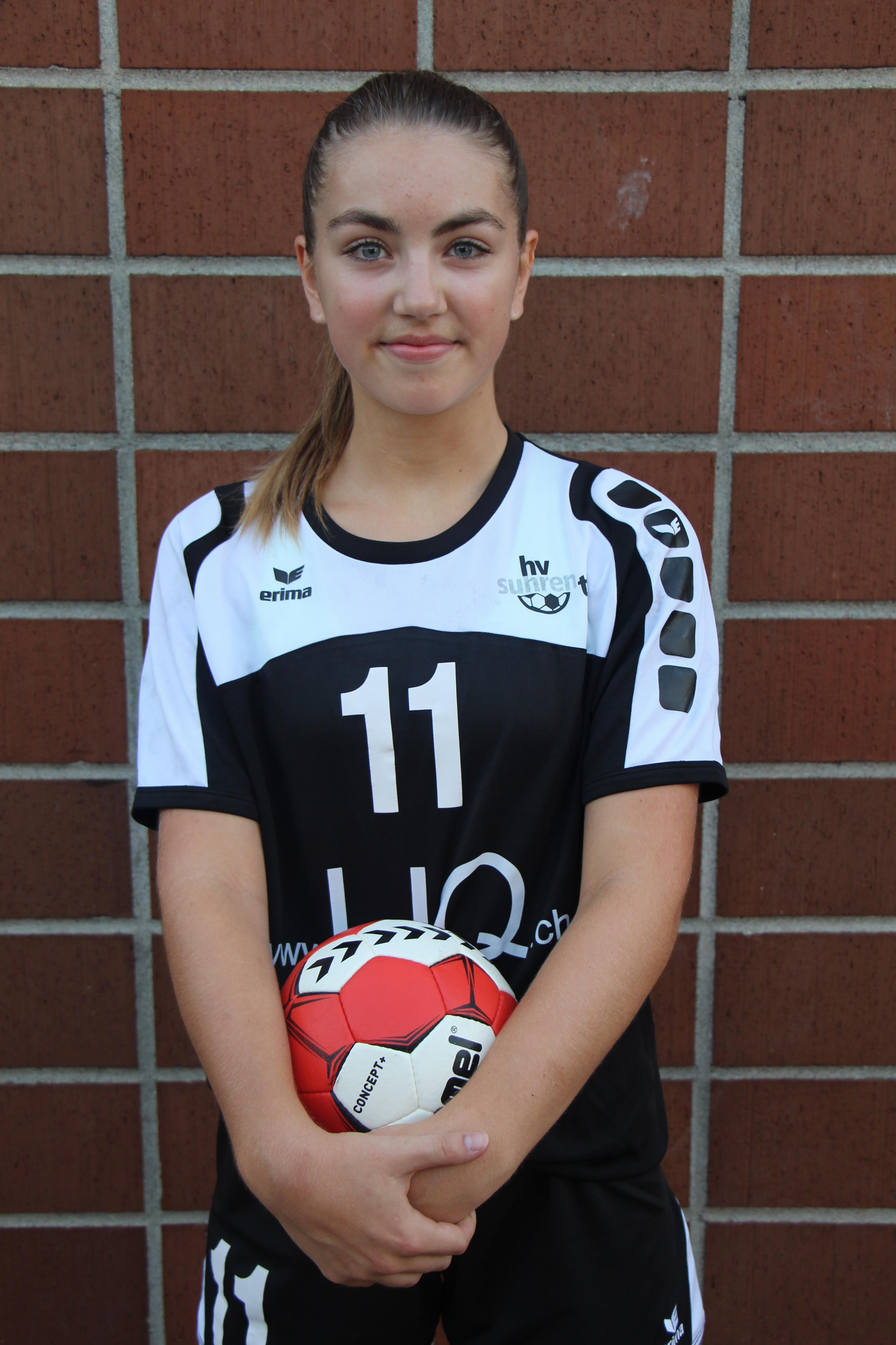 Portraits Fu18 Juniorinnen Saison 2018  19
