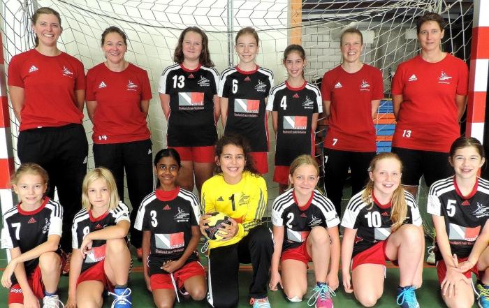 FU 14 TV Zofingen Handball Frauen (Saison 17/18)